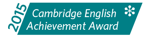 Cambridge Achievement 2015